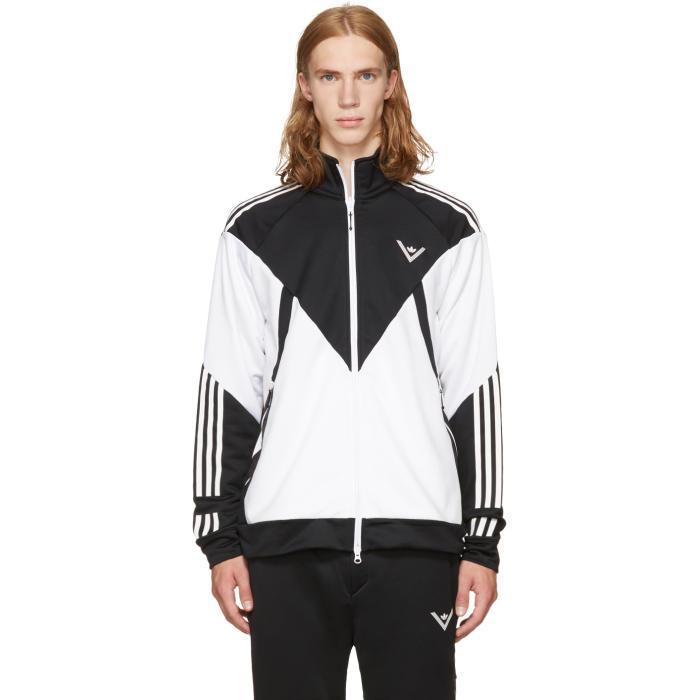 White Track Jacket adidas x