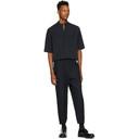 3.1 Phillip Lim Navy Wool Cargo Pants