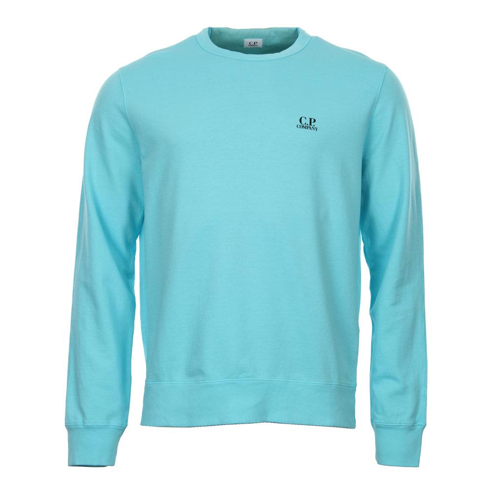 Photo: Sweatshirt - Blue Radiance