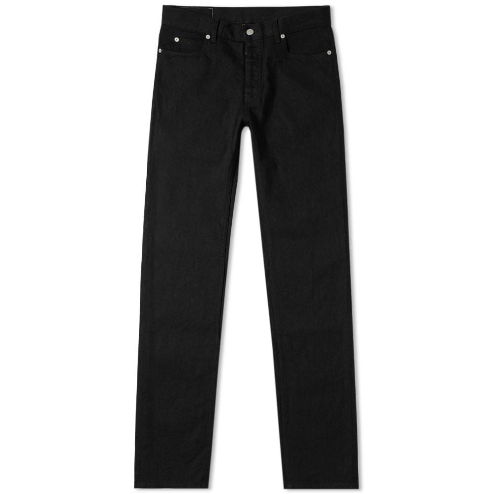 Photo: Maison Margiela 14 Slim Fit Raw Jean