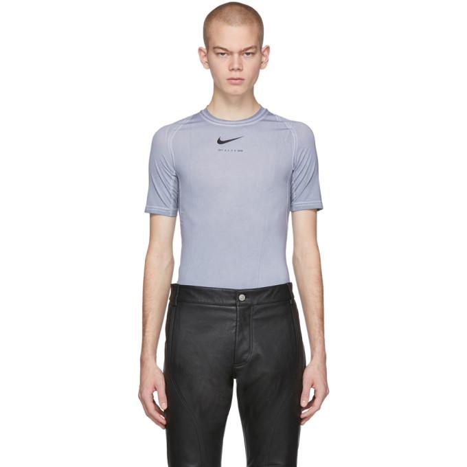 Photo: 1017 ALYX 9SM Grey Nike Edition Dye Tee