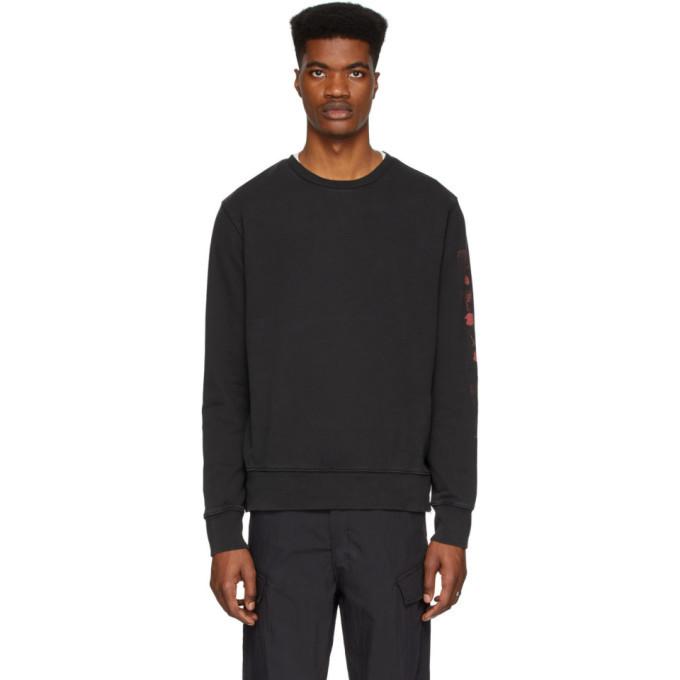 Photo: Ksubi Black Opposite Of Opposite Sweatshirt