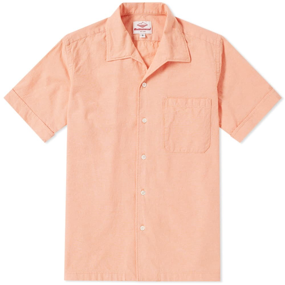 Photo: Battenwear Zuma Shirt Pink