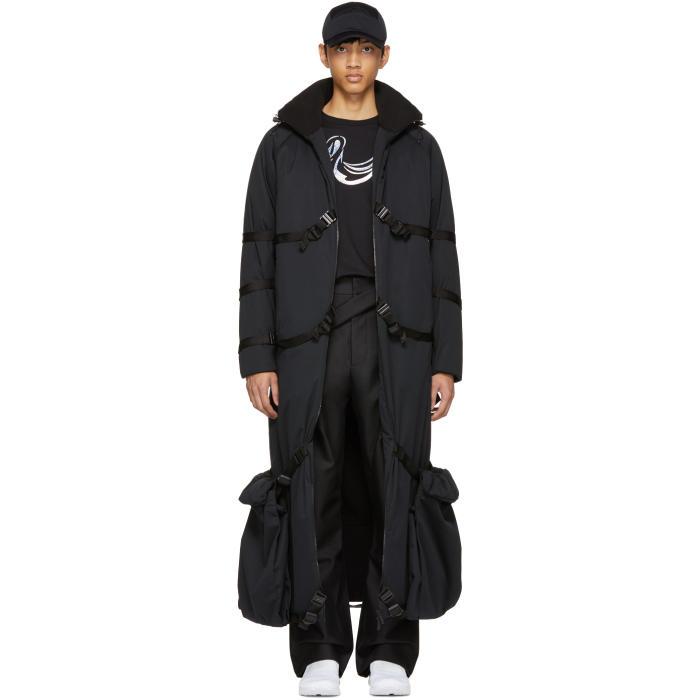 Photo: Cottweiler Black Long Puffer Coat