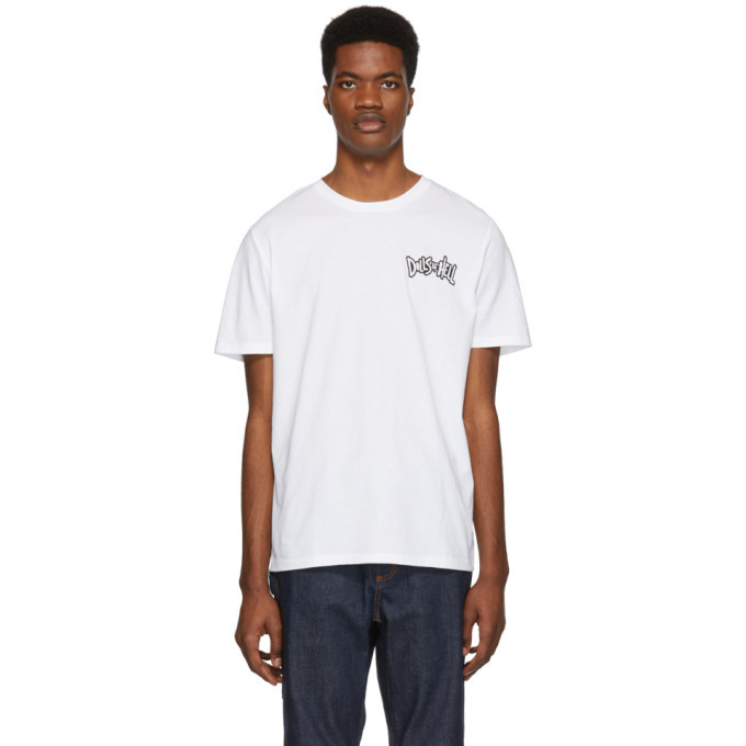 Photo: A.P.C. White Dolls Of Hell T-Shirt