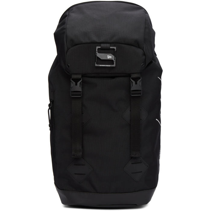 Photo: Yohji Yamamoto Black New Era Edition Rock Backpack