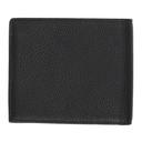 Giorgio Armani Black Classic Billfold Wallet