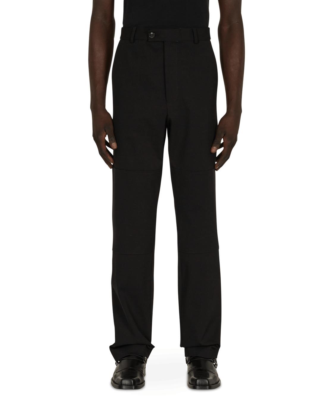 Martine Rose Ipso Trousers Black