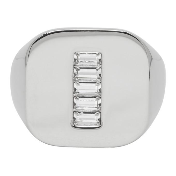 Photo: Maison Margiela Silver Chevalier Ring
