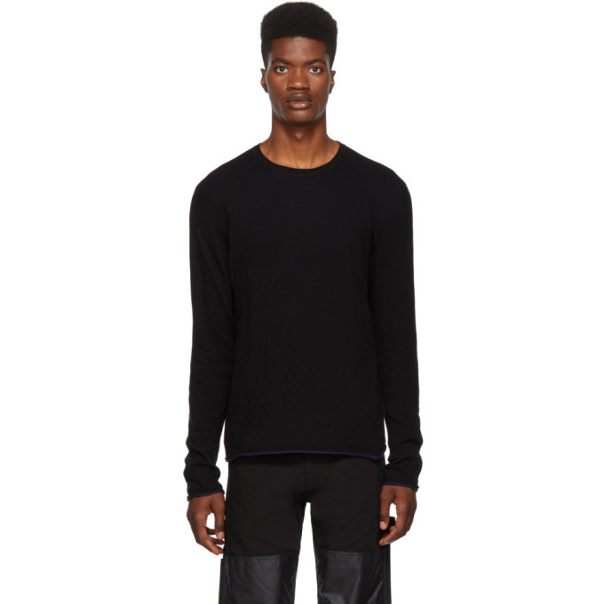 Photo: Rag and Bone Black Tripp Sweater