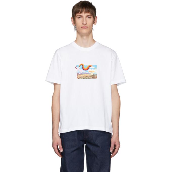 Photo: Carne Bollente White Leaking Beauty T-Shirt