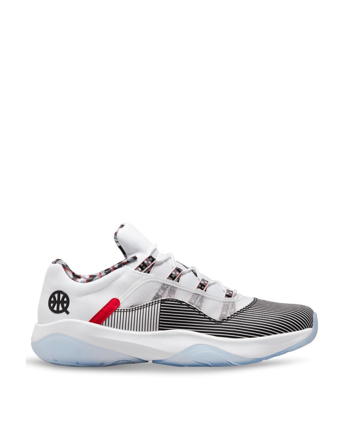 Photo: Nike Jordan Quai 54 Air Jordan 11 Cmft Low Sneakers White/Black