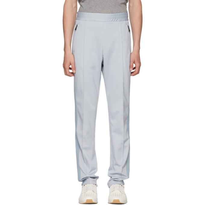 Photo: Bottega Veneta Blue Track Pants