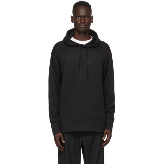 Photo: Y-3 Black Mesh CH2 GFX Hoodie