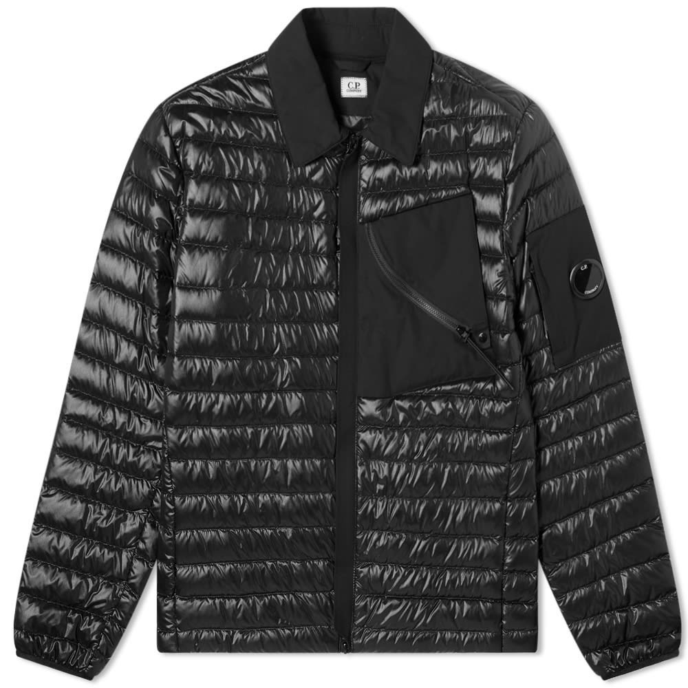 C.P. Company Quilted Pocket Arm Lens Overshirt