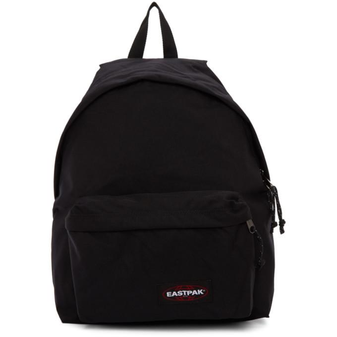 Photo: Eastpak Black Padded Pakr Backpack