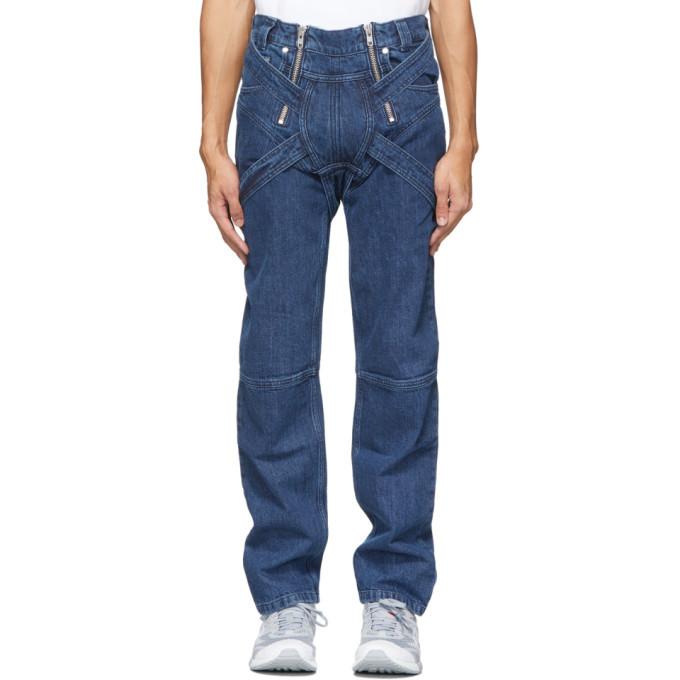 Photo: GmbH Indigo Harness Eren Jeans
