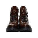 3.1 Phillip Lim Burgundy Hayett Boots