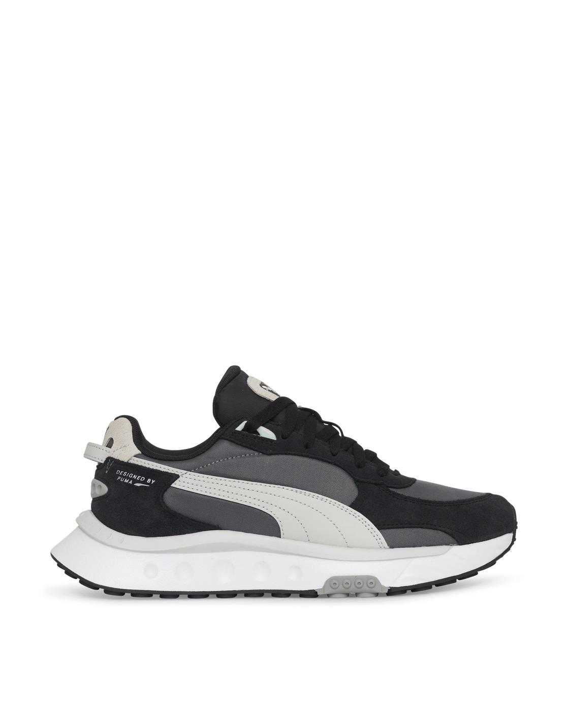 Puma Wild Rider Rollin' Sneakers Puma Black/Castlerock Puma