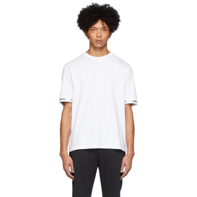 Photo: Axel Arigato White Feature T-Shirt