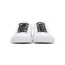 Common Projects White Canvas Original Achilles Low Sneakers