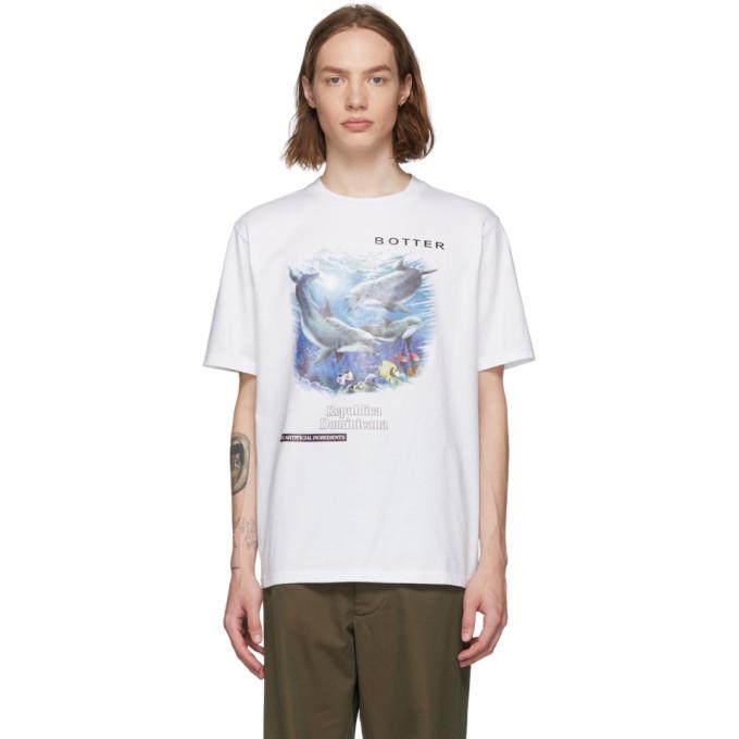 Botter White Tourist T-Shirt