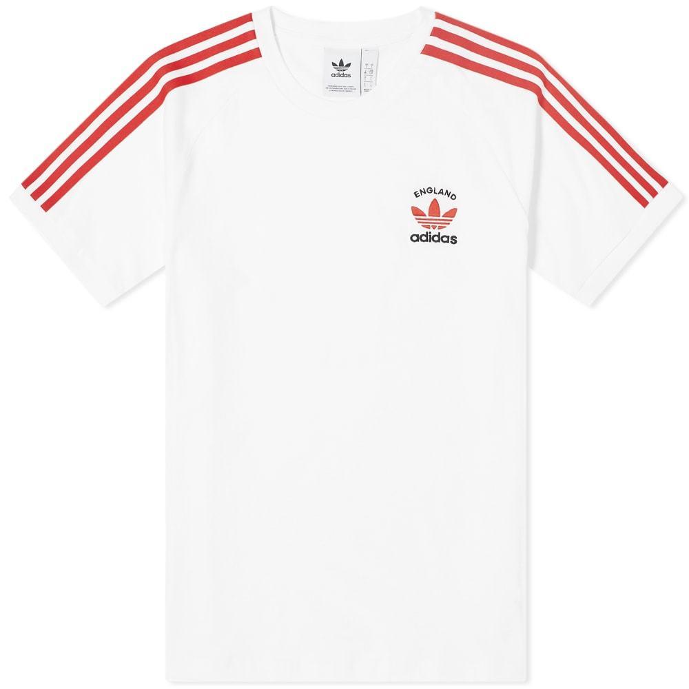 Adidas 3-Stripe Tee 'England'
