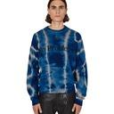 Aries No Problemo Tie Dye Crewneck Sweater Multi