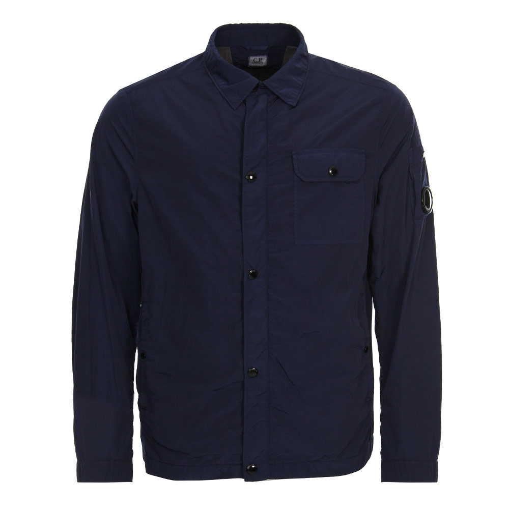 Photo: Chrome Overshirt - Navy