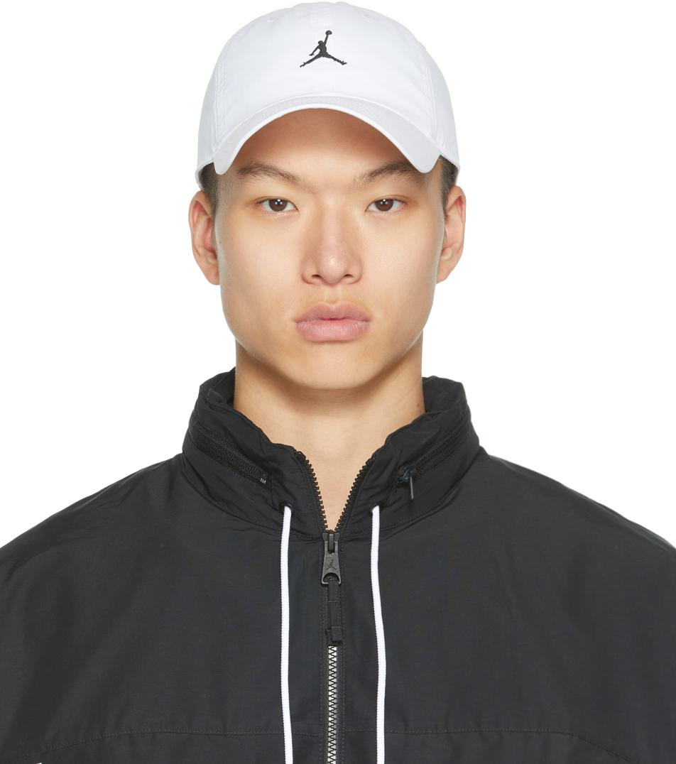 Photo: Nike Jordan White Air Washed Cap