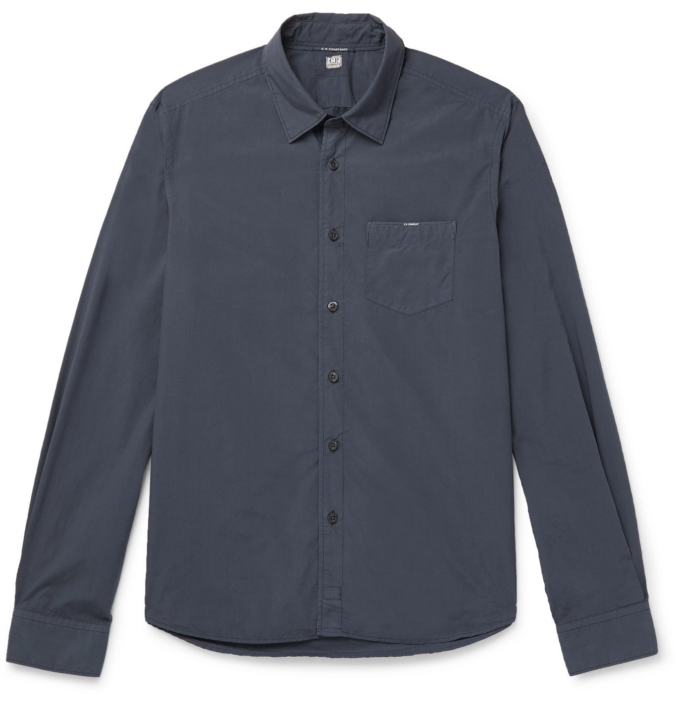 C.P. Company - Cotton Shirt - Blue