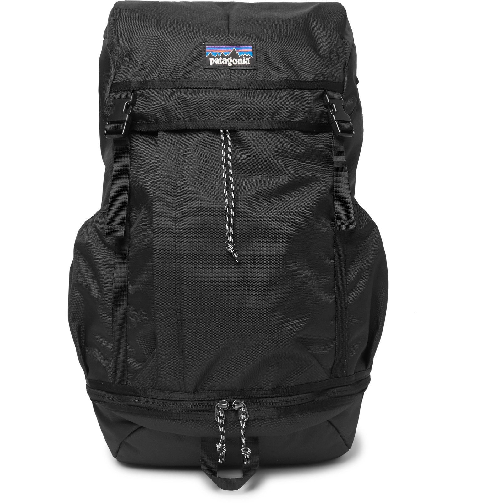 Photo: Patagonia - Arbor Grand Canvas Backpack - Black