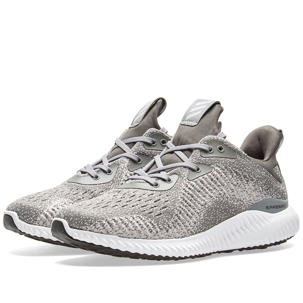 Adidas Alphabounce EM Grey