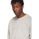 Ksubi Taupe Sign Of The Times Sweatshirt