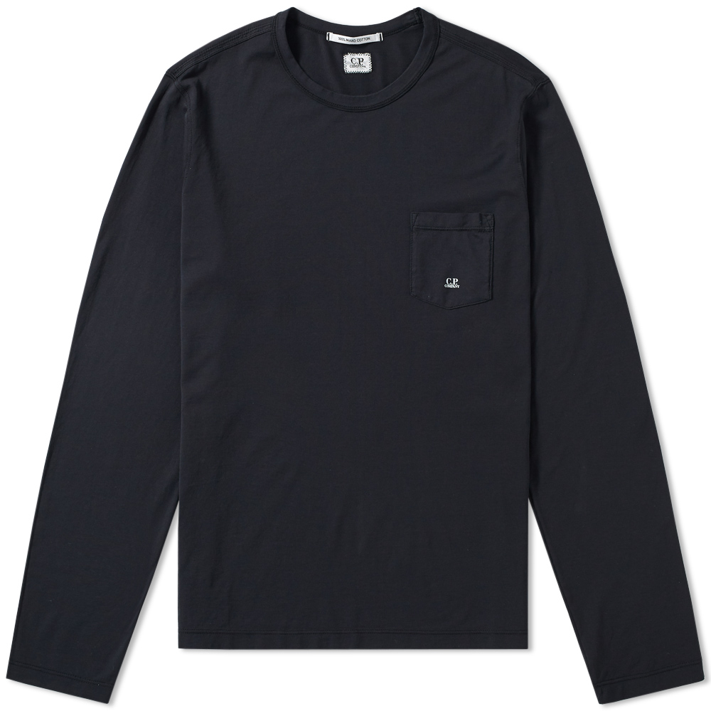 C.P. Company Long Sleeve Pocket Tee