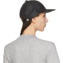 Sacai Black Paper S Logo Cap