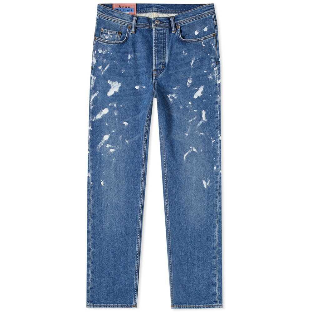 Photo: Acne Studios River Paint Vintage Jean