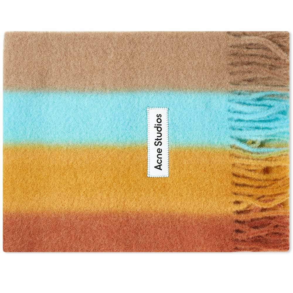Photo: Acne Studios Vanessa Colour Fade Scarf