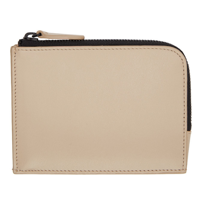 Photo: Common Projects Pink Soft Coin Wallet