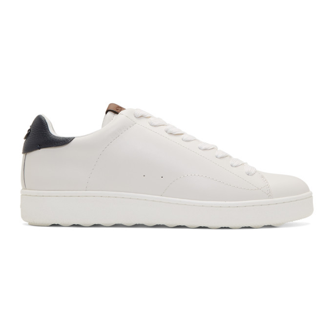 Photo: Coach 1941 Off-White C101 Low Top Sneakers