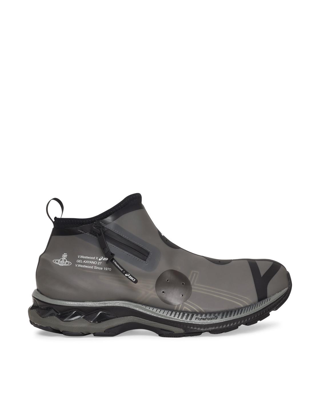Photo: Asics Vivienne Westwood Gel Kayano 27 Ltx Sneakers Black/Black