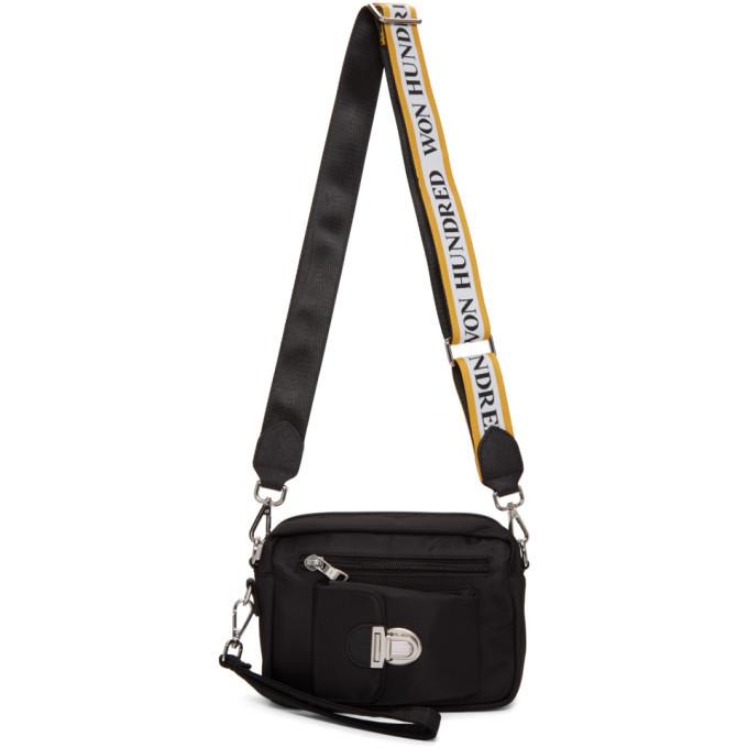 Won Hundred Black Athen Light Bag