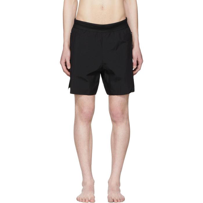 Photo: ISAOR Black Laser Welded Swim Shorts