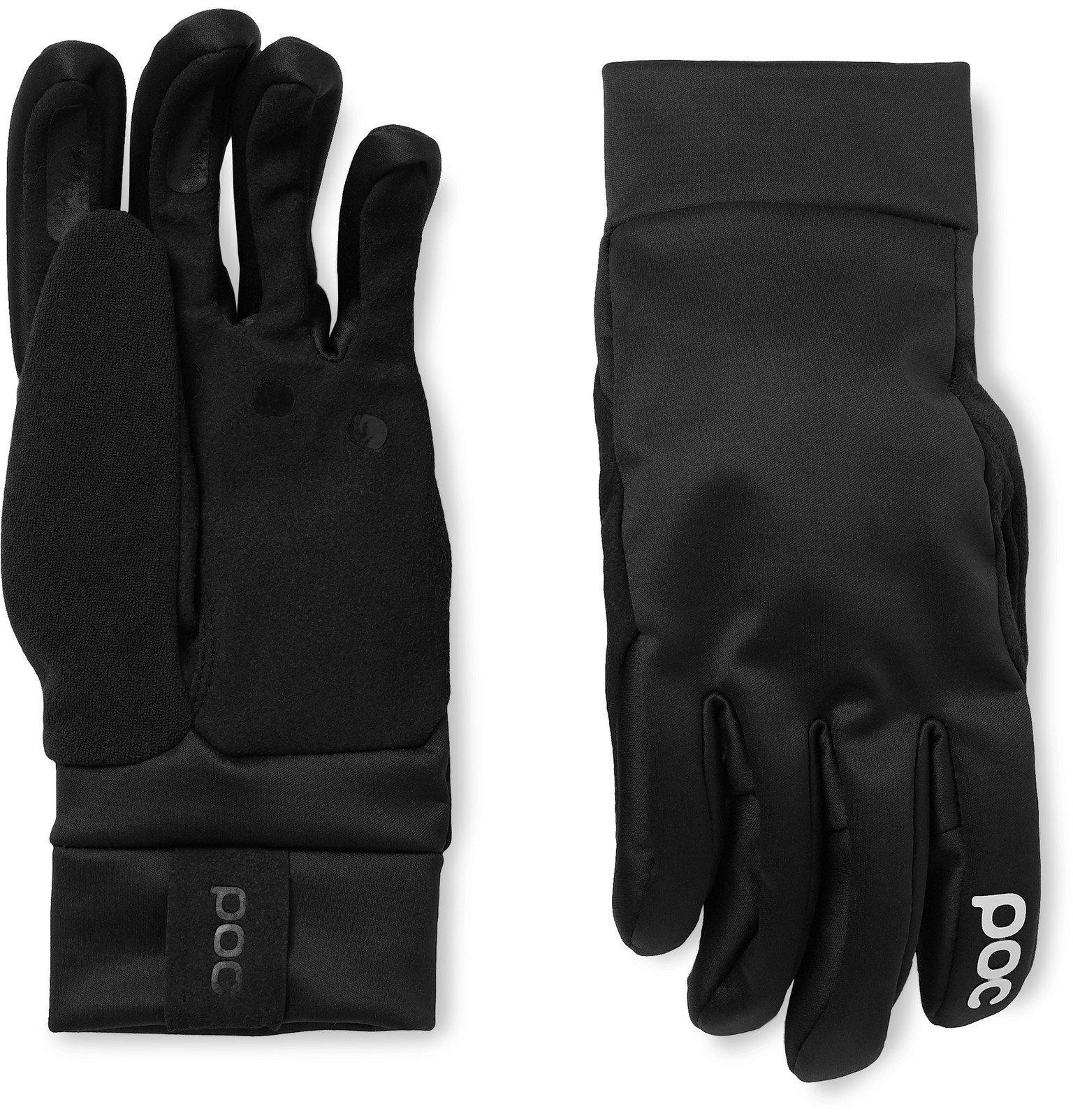Photo: POC - Essential Softshell Cycling Gloves - Black