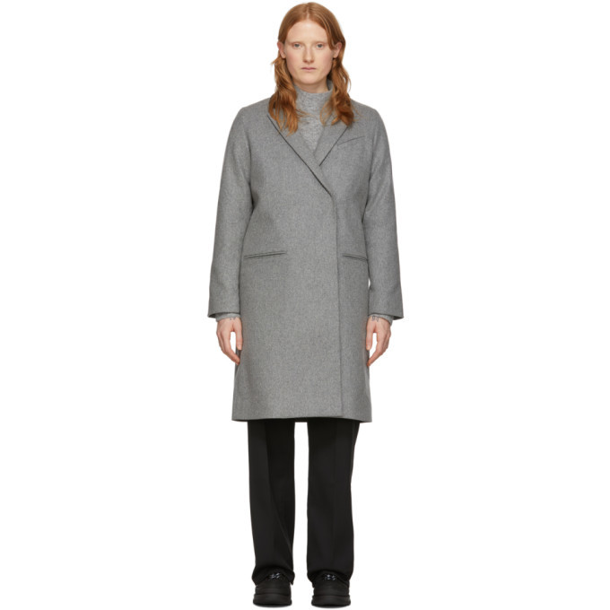 Photo: Won Hundred Grey Catelyn Coat