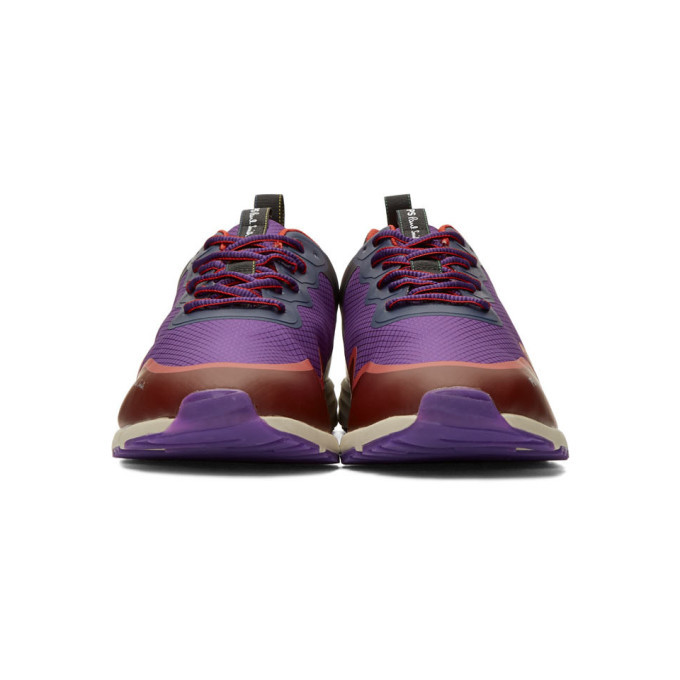 PS by Paul Smith Purple Saber Sneakers