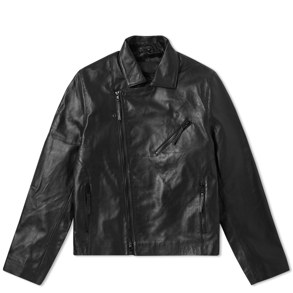 Photo: MKI Stealth Biker Jacket