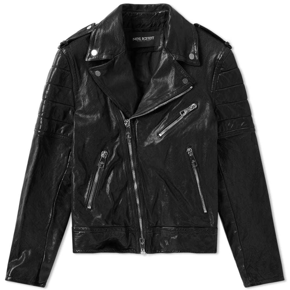 Photo: Neil Barrett Skinny Fit Biker Jacket