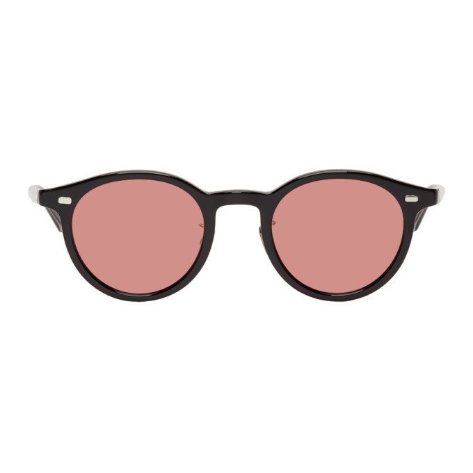 Photo: Eyevan 7285 Black 756 Sunglasses