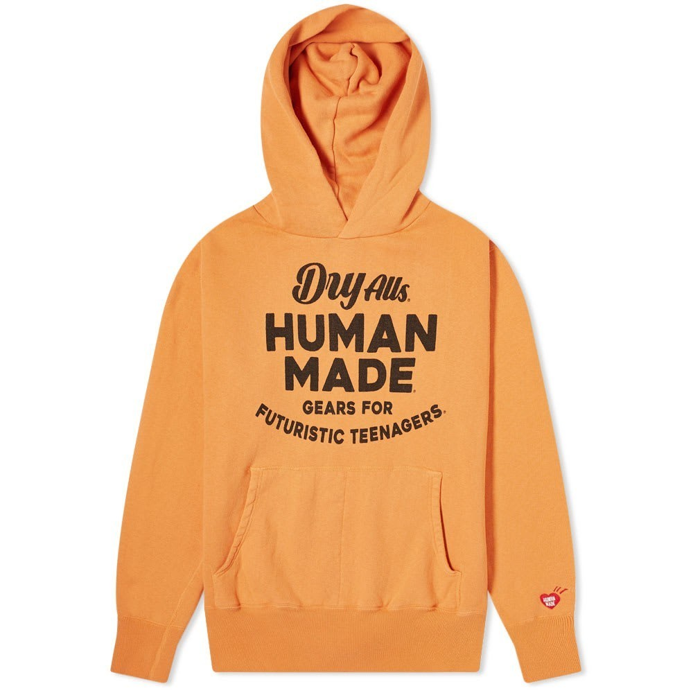 Photo: Human Made Popover Hoody